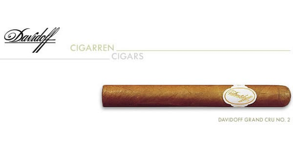 Davidoff Grand Cru No 2 Review