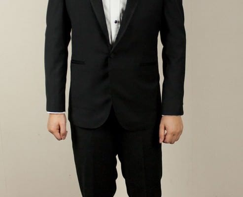 Kent Wang Tuxedo