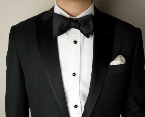 Kent Wang Tuxedo Details