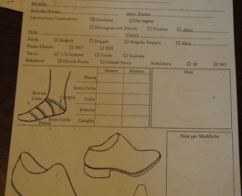 Measurement Sheet Roberto Ugolini