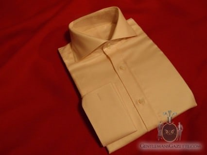Moderntailor Shirt Thomas Mason Twill