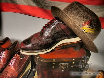 Pendleton Florsheim Shoes & Hat