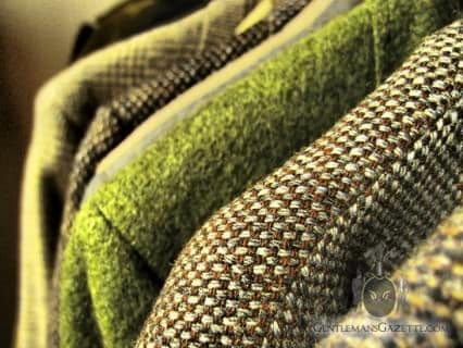 Tweed Sports Coats