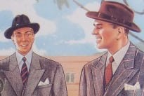 1940s Fashion for Men