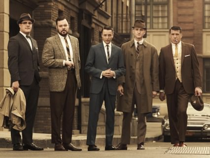 Mad Men Suits & Men's Clothes