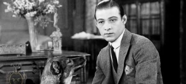 Rudolph Valentino - Gentleman of Style