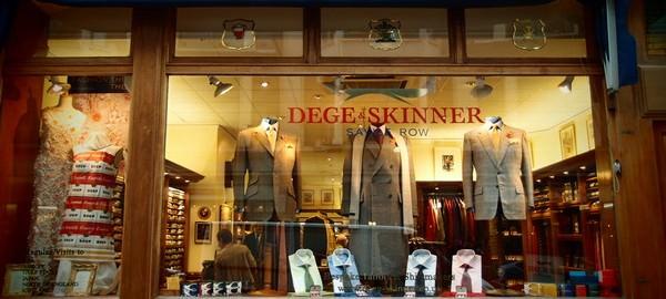 Dege & Skinner Savile Row Tailor