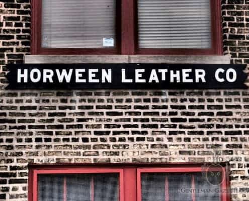 Horween Sign On 2015 N Elston Ave