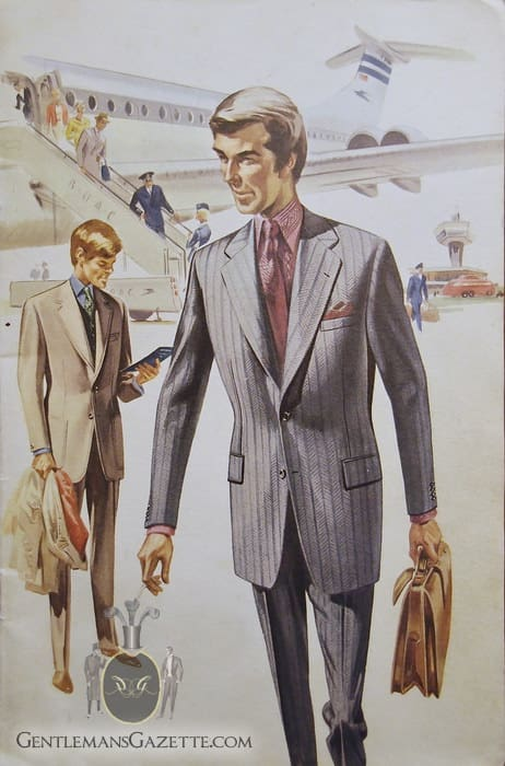 1960s Style English Suits