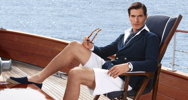 Ralph Lauren Summer Ads by Sheila Metzner