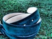 Scarosso Belt Green