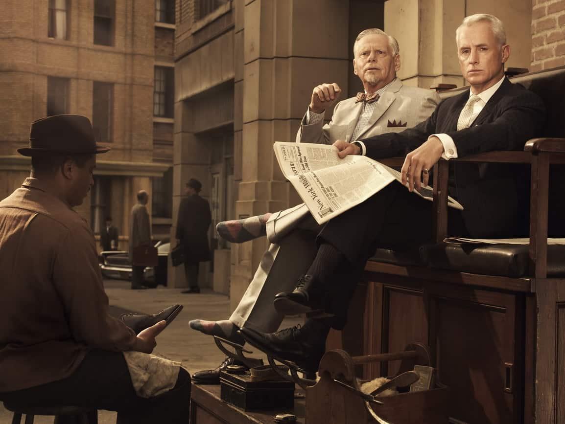 Mad Men Style Roger Sterling — Gentleman s Gazette