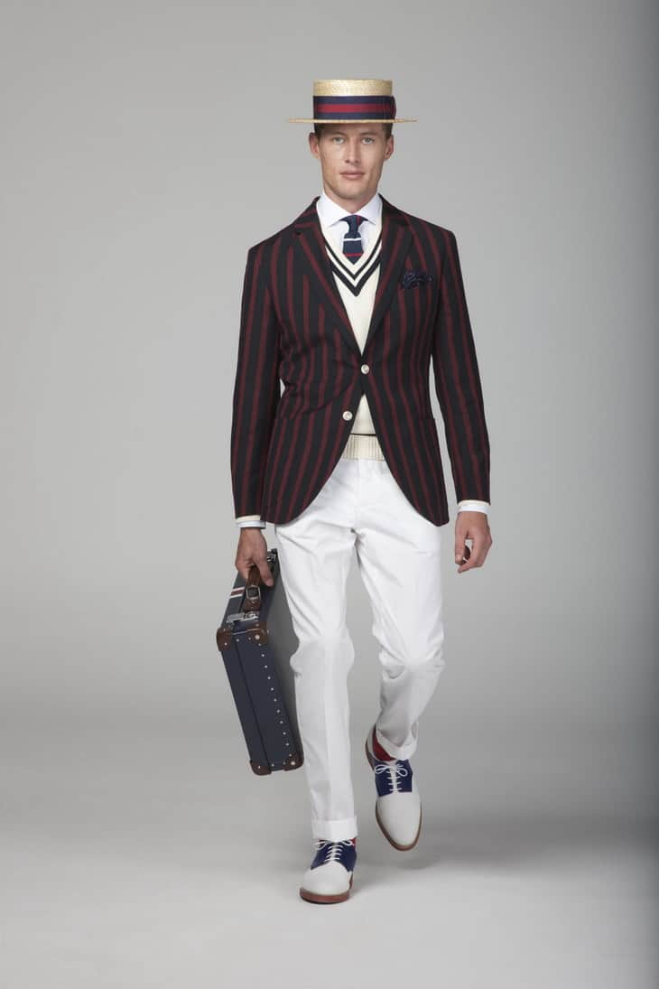 Hackett Spring Summer Collection 2012 Gentleman S Gazette