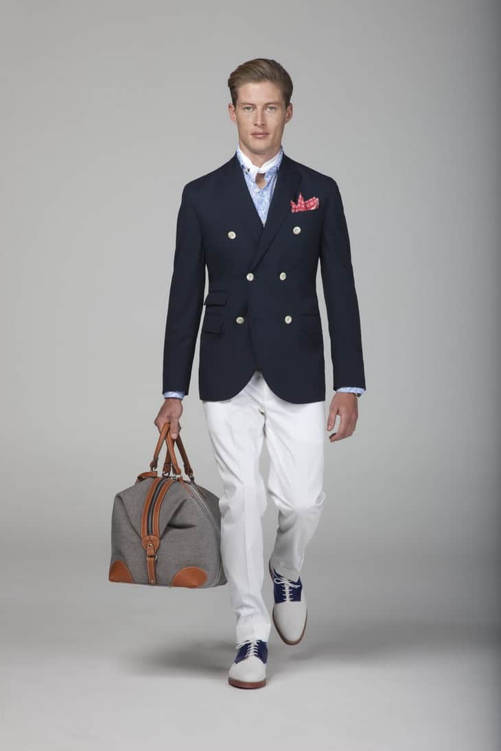 Hackett Spring Summer Collection 2012 — Gentleman's Gazette