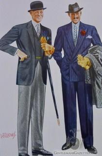 Fellows Man of Fashion October 1938