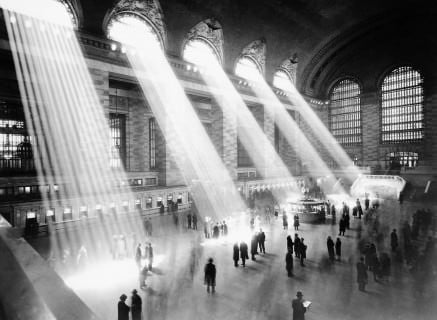 Grand Central Terminal, NYC 1930's