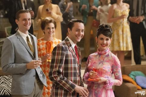 Mad Men - Pete Campbell in Bold Sportscoat