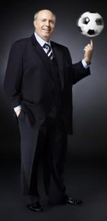 Reiner Calmund - Big Man in Three Piece Suit