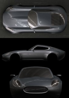 Varge E-Type Perspectives