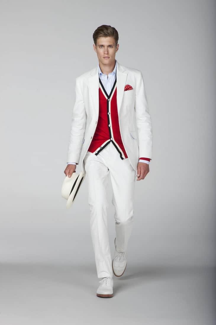 gentleman's gazette white tie