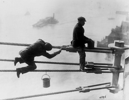 Workers' Safety in 1915