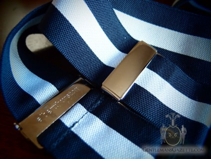 Albert Thurston Suspender Buckles