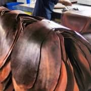 Cordovan Leather from Horween