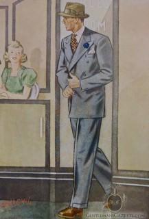 Laurence Fellows Man 1941