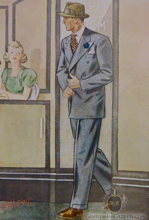 Laurence Fellows An Iconic Fashion Illustrator