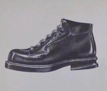 1940's Boot