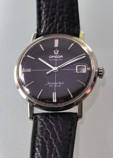 Don Draper Watch Omega Seamaster De Ville