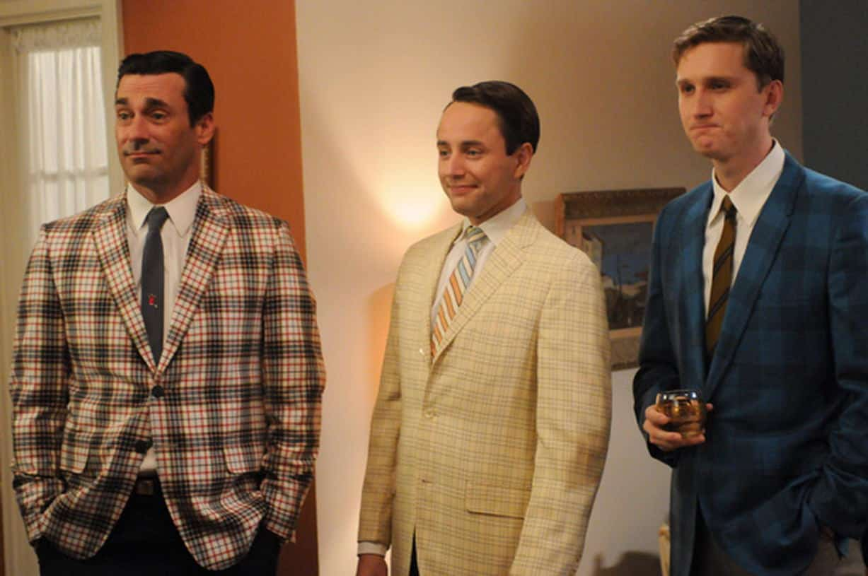 Don Draper Suit & Clothes Style in Mad Men — Gentleman's ...