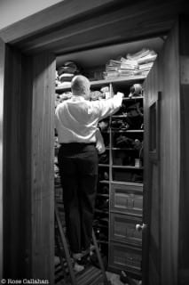 Ed Hayes' Closet