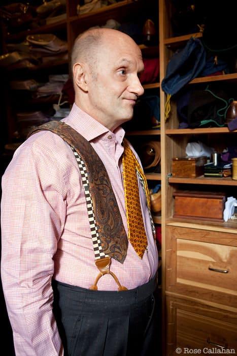 Ed Hayes Probably New Yorks Best Dressed Attorney Gentleman S Gazette