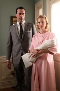 Mad Men Polished World of Don & Betty Draper