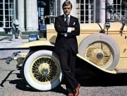 Robert Redford - The Great gatsby 1974