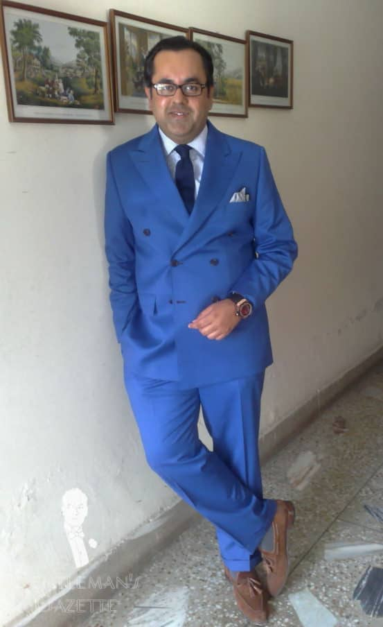 Bespoke Outfits & Style from Pakistan — Gentleman's Gazette