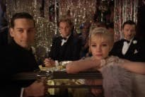 The Great Gatsby with Leonardo di Caprio, Carey Mulligan, Tobey Maguire