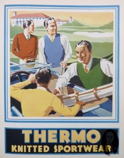 Thermo Knitted Sportswear 1931