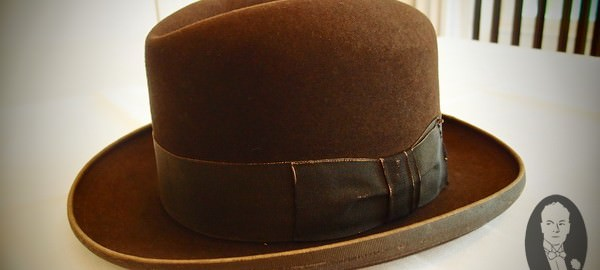 Hom Hat from Konrad Adenauer