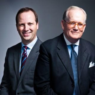 Sette Founder Peter Watkins and Designer Robert Jensen