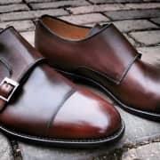 Shoepassion Double Monk Strap Shoe Review
