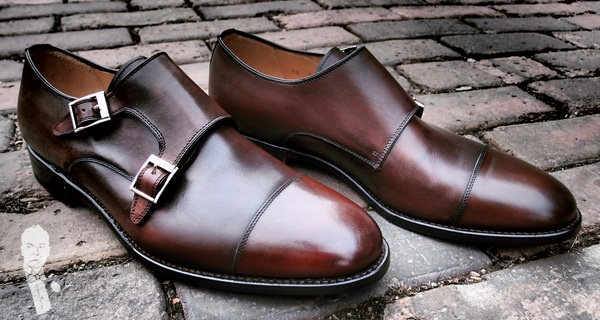 Shoepassion Double Monk Strap Shoe Review