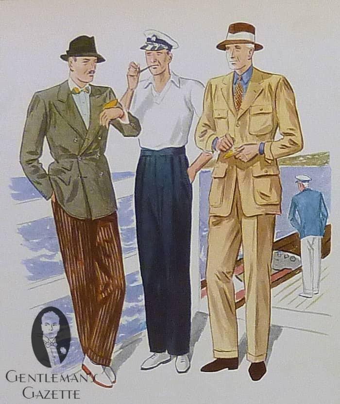 Safari Jacket Amp Alternative Summer Outfits Gentleman S