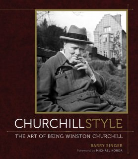 Churchill Style Book Cover