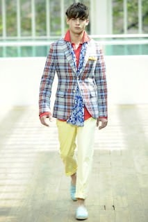 Hackett Flamboyant Outfit in Madras and Paisley