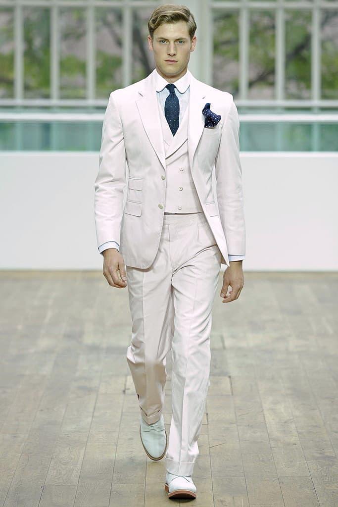 Hackett Spring Summer Collection 2013 — Gentleman's Gazette