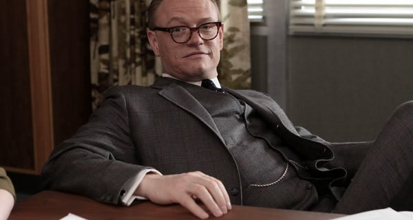 Lane Pryce - Mad Men - in Three Piece Suit