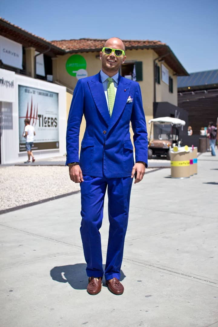 Pitti Uomo 2012 DOs and DON'Ts — Gentleman's Gazette