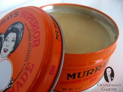 Murray's Superior Hard Pomade